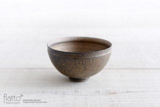 銅彩釉 姫茶碗 作家「水野幸一」