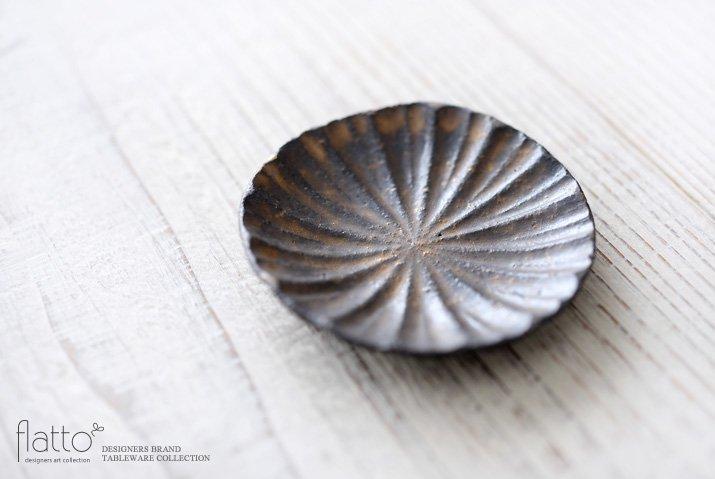 水野幸一|銅彩釉モール豆皿-02