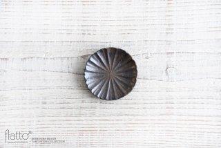 水野幸一|銅彩釉モール豆皿