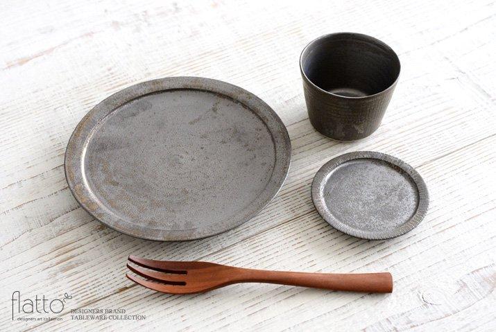 トキノハ|shiro-kuro 蕎麦猪口カップ(黒)-04