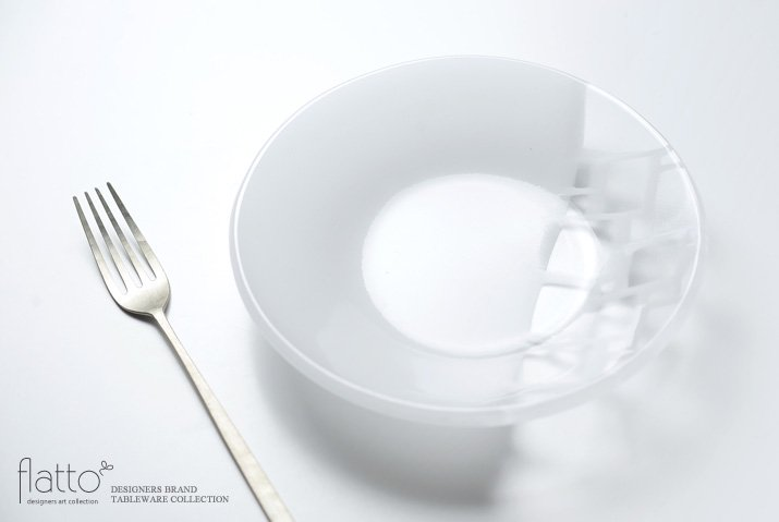 サブロウ|丸鉢(中b・白)-02