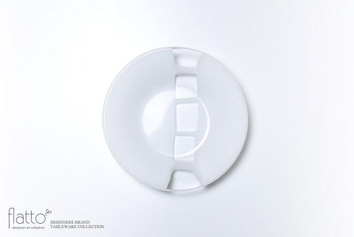 サブロウ|丸鉢(中c・白)