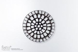 丸鉢(中d・すみ) ガラス作家「サブロウ」