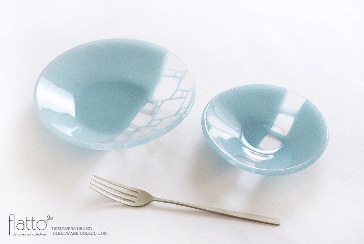 サブロウ|丸鉢(中b・水色)-04