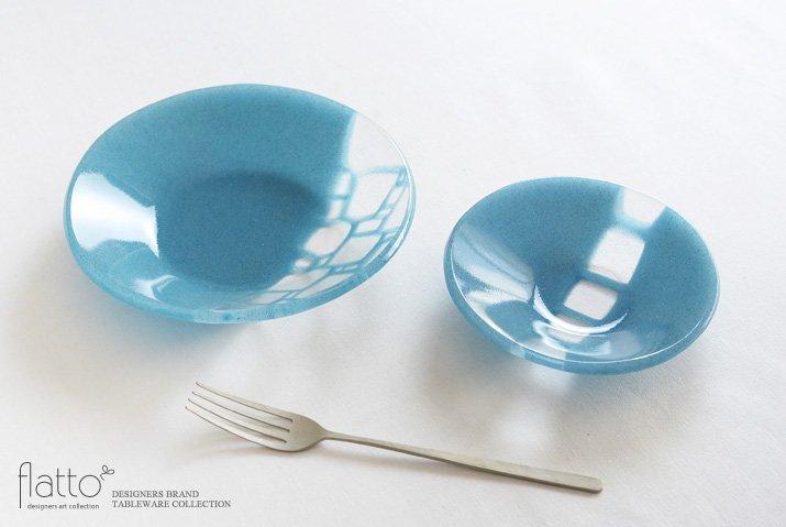 丸鉢(小c・なんど) ガラス作家「サブロウ」-04
