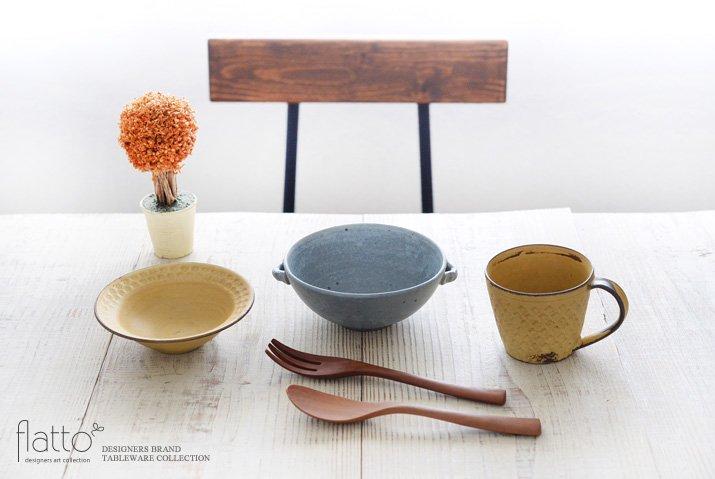 印花小鉢(黄)|武曽健一|小鉢-03