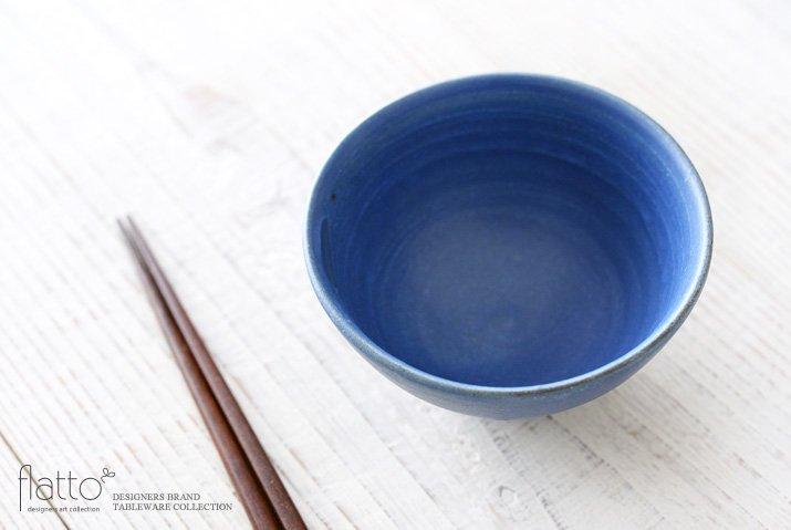 武曽健一|飯碗(青)-02
