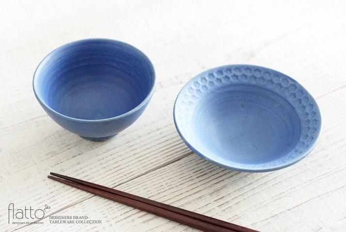 武曽健一|飯碗(青)-04
