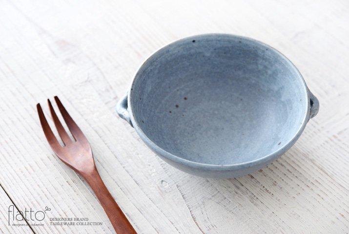 スープ鉢(灰)|武曽健一|中鉢-02