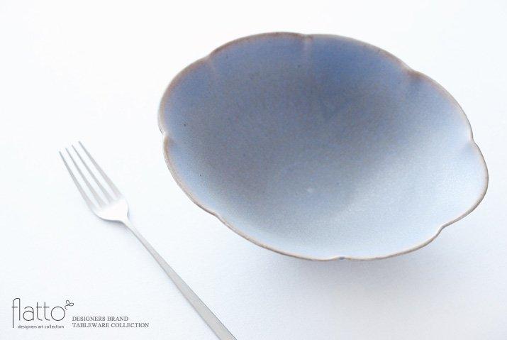 杉原万理江|楕円輪花鉢A(青紫)-02