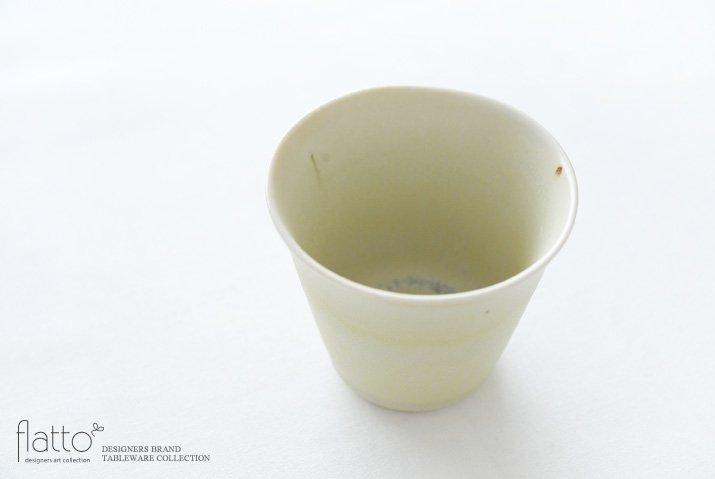 杉原万理江|カップ(黄緑)-02