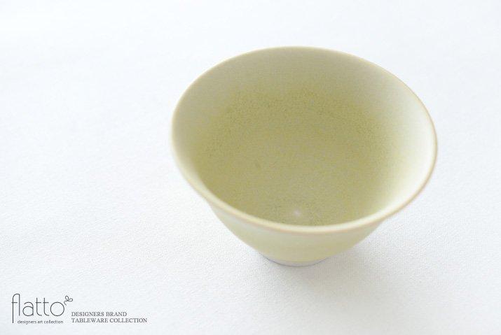 杉原万理江|カップ丸(黄緑)-02