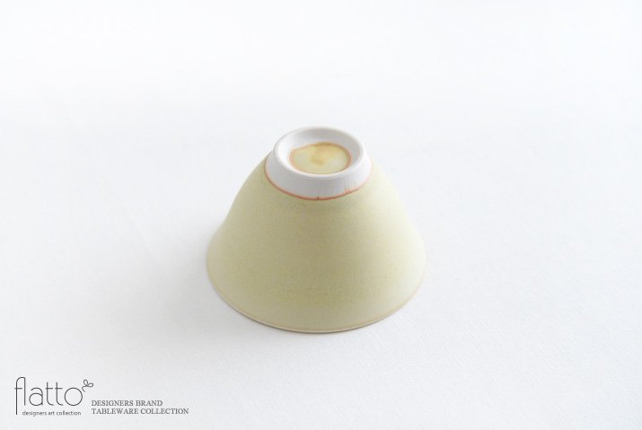 杉原万理江|カップ丸(黄緑)-04