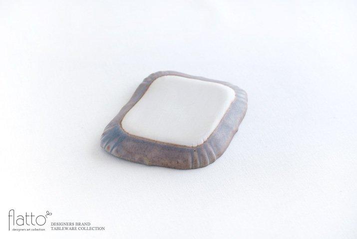 杉原万理江|KATACHI豆皿 ヒシガタ(青紫)-04