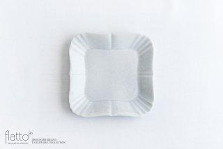 杉原万理江|KATACHI小皿 シカク(白)
