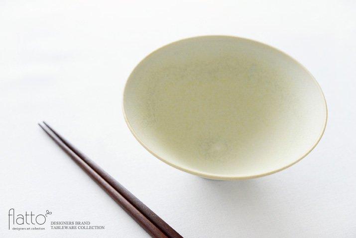 杉原万理江|飯碗(黄緑)-02