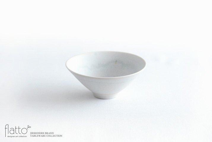 杉原万理江|飯碗(白)