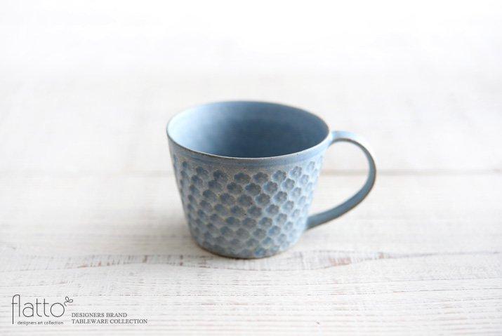 印花マグカップ(灰)|武曽健一
