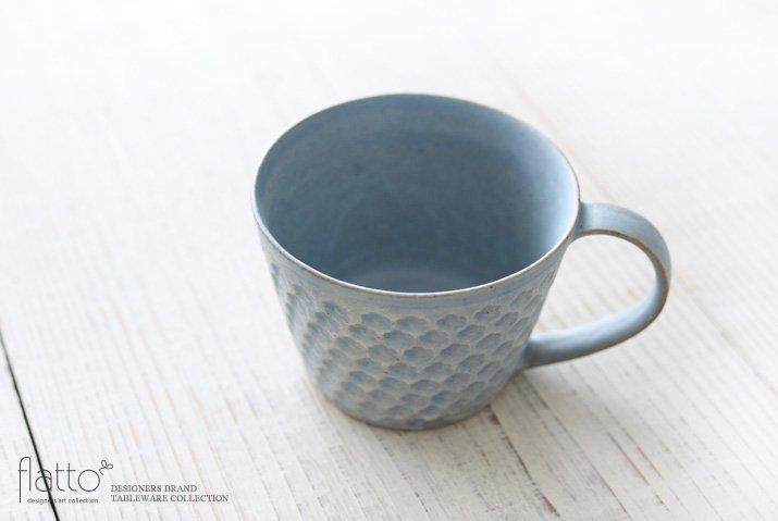 印花マグカップ(灰)|武曽健一-02