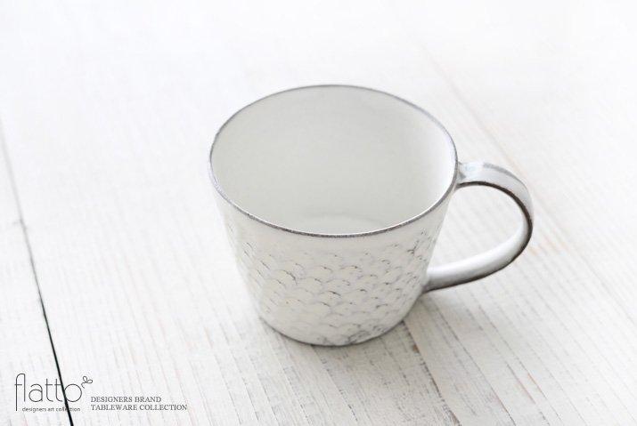 武曽健一|印花マグカップ(白)-02