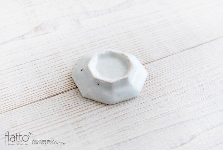 加藤祥孝|青白磁 八角豆皿-04