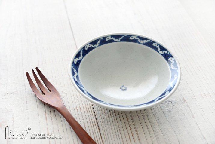 5寸リム鉢(ヘビ) 作家「石井桃子」-02