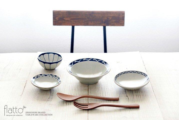 5寸リム鉢(ヘビ) 作家「石井桃子」-03