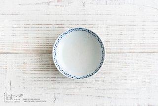 幾何学紋 4寸皿 和食器作家「石井桃子」