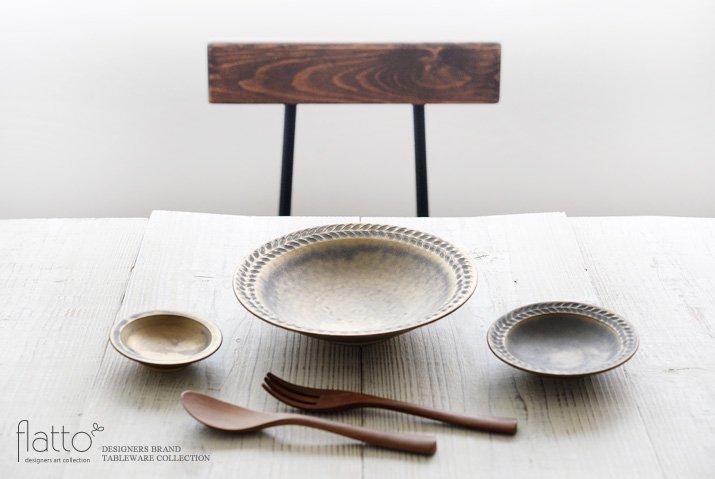 マンガン釉 3寸皿|市野耕|豆皿・小皿-03