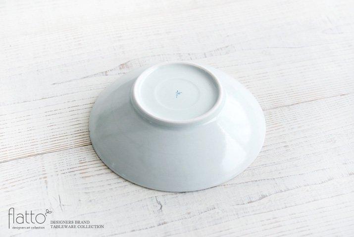 動物紋 7寸鉢(ツノ柄) 作家「石井桃子」-04