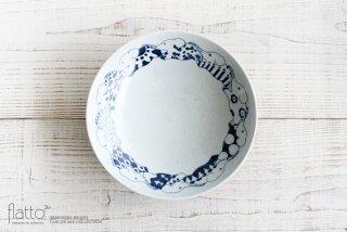 石井桃子|動物紋 7寸鉢(ゾウ柄)|和食器