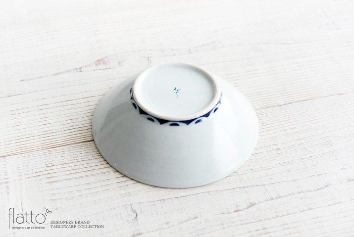 動物紋 6寸鉢(小動物)|石井桃子|中鉢-04
