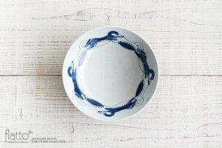 石井桃子|動物紋 6寸鉢(小動物)|和食器