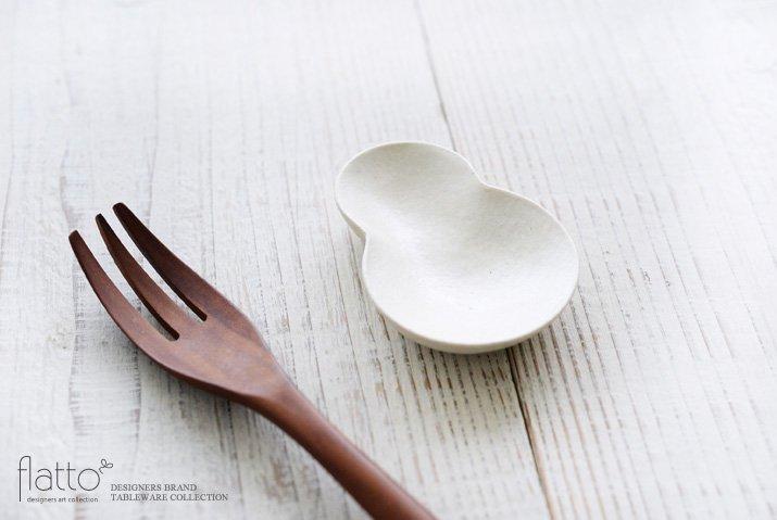 マメマトリョーシカ(小・象牙)|竹口要|豆皿・小皿-02