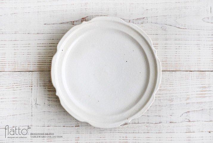 鉄散 彫刻皿8寸 作家「古谷浩一」
