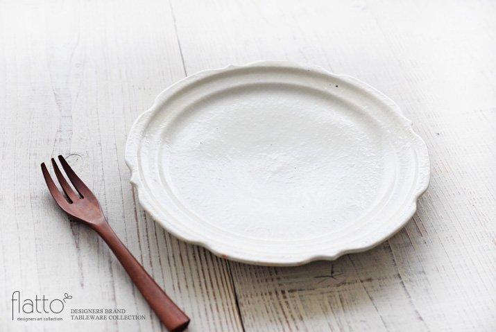 鉄散 彫刻皿8寸 作家「古谷浩一」-02