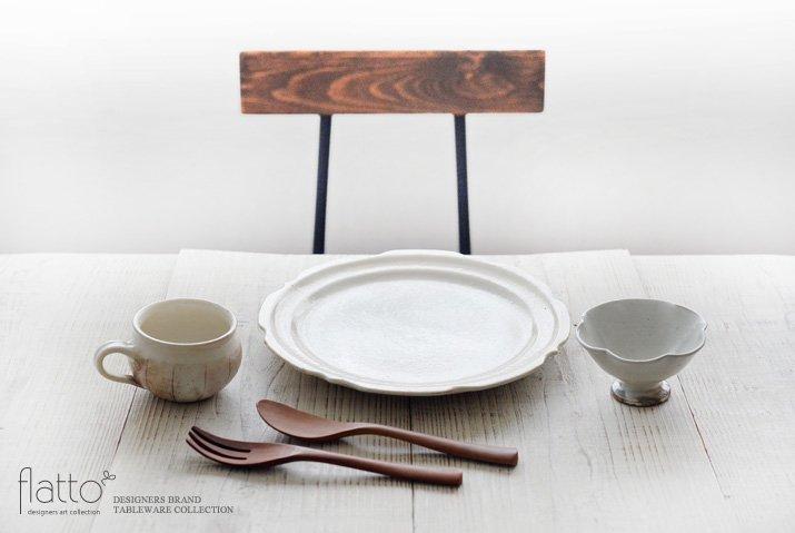 鉄散 彫刻皿8寸 作家「古谷浩一」-03