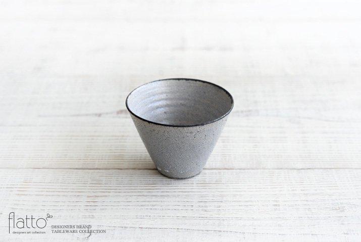 水野幸一|墨貫入カップ