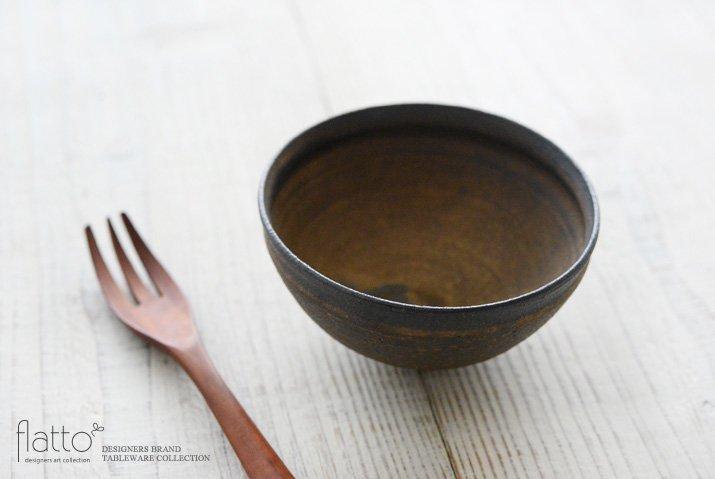 水野幸一|銅彩釉 飯碗-02