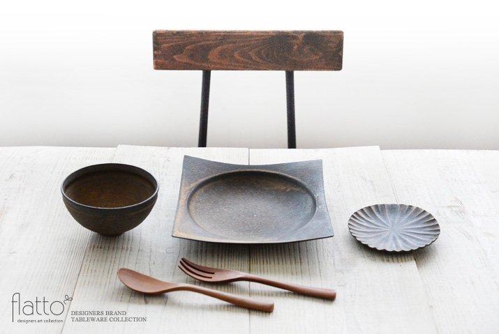 水野幸一|銅彩釉 飯碗-03