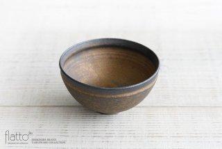 水野幸一|銅彩釉 飯碗