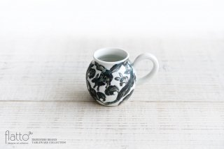 松本郁美|手付きカップ
