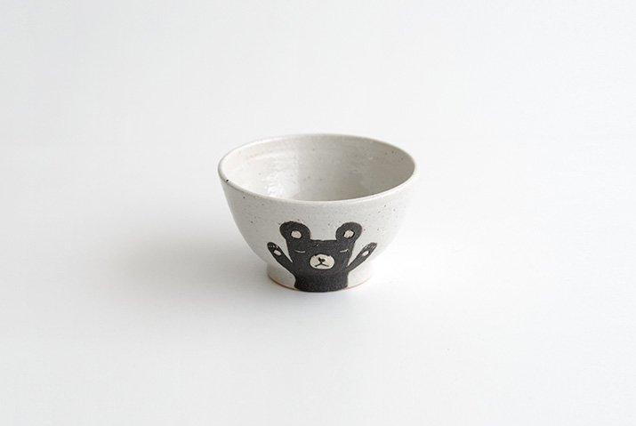 お子茶碗(クマ)|宮崎孝彦|飯碗