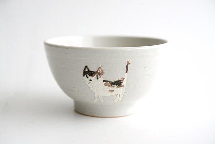 宮崎孝彦|お子茶碗(ネコ)-02