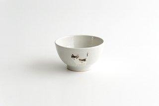 宮崎孝彦|お子茶碗(ネコ)|飯碗