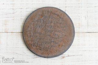 奥田章|月プレート 26cm|大皿