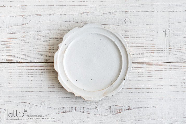 古谷浩一|鉄散 彫刻皿6寸