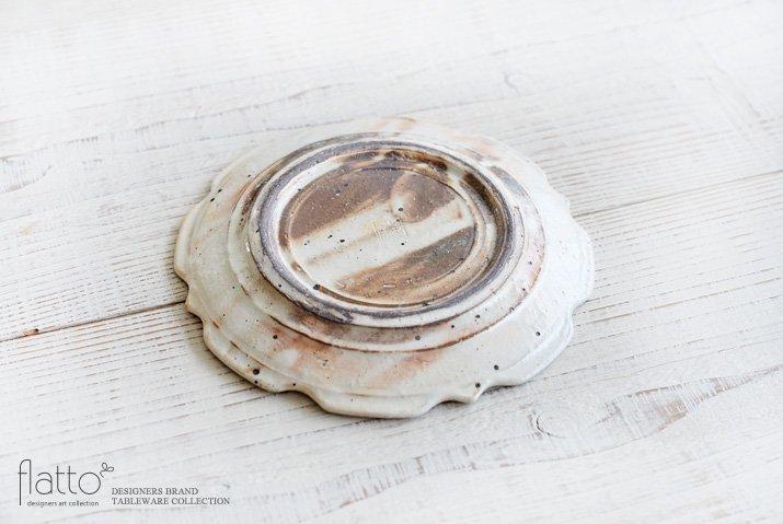 古谷浩一|鉄散 彫刻皿6寸-04