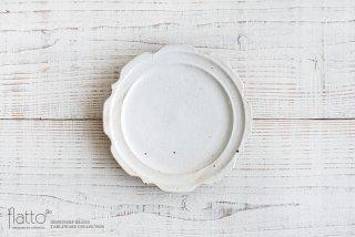 鉄散 彫刻皿6寸 和食器作家「古谷浩一」