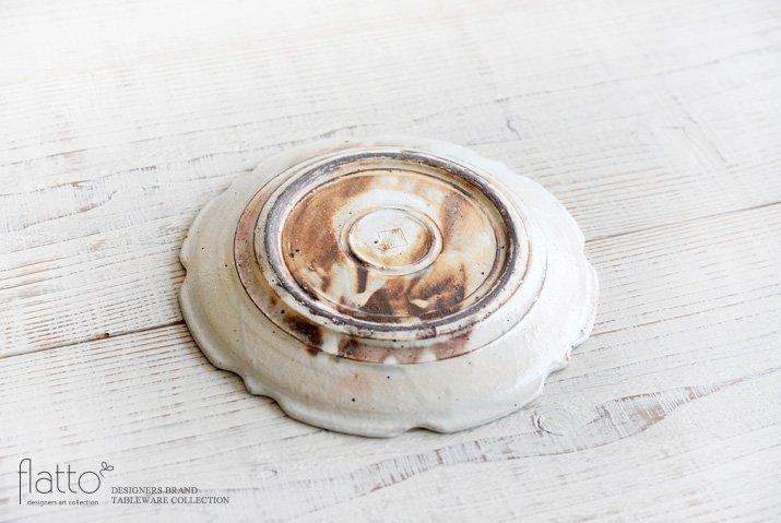 鉄散 彫刻皿7寸 作家「古谷浩一」-04